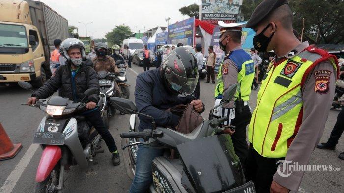 Mulai 16 Juli 2021, 1.065 Titik Penyekatan di Jawa, Bali, Lampung akan Disiapkan Jelang Idul Adha