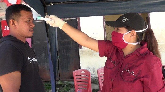 Tim Gugus Tugas Ambon Siagakan Posko Pembatasan Orang Jelang PSBB, Wali Kota Siapkan Perwali