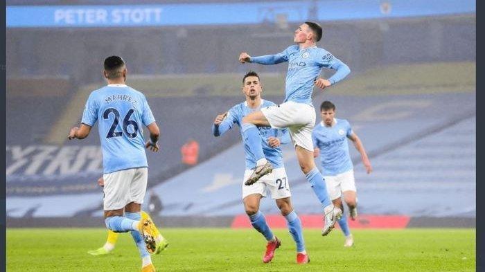 Berikut Skenario Manchester City Segel Gelar Juara Liga Inggris, Derby Manchester jadi Penentu