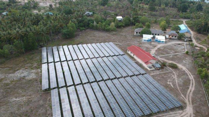 Dorong Penggunaan Energi Ramah Lingkungan, PLN Ganti 38 PLTD Jadi PLTS di Maluku dan Maluku Utara