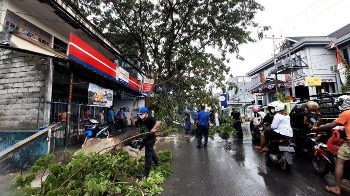 Sekda Minta Masyarakat Waspadai Dampak Siklon Tropis Surigae di Maluku