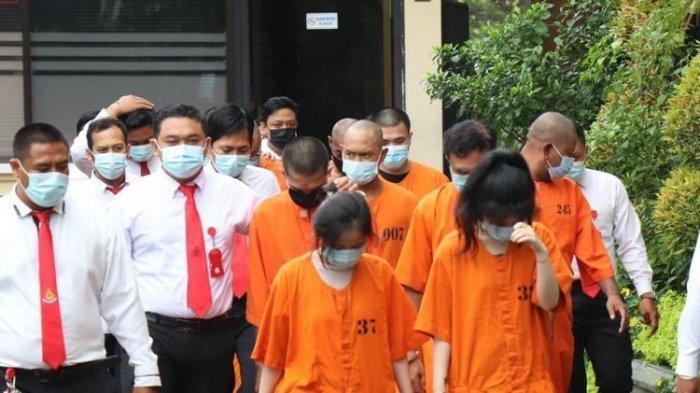 Selebgram Perempuan Inisial S asal Jakarta Ditangkap saat Pesta Narkoba di Bali
