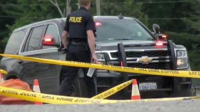 Pria 73 Tahun Ditembak Mati Polisi karena Menyerang Pegawai Supermarket yang Memintanya Pakai Masker
