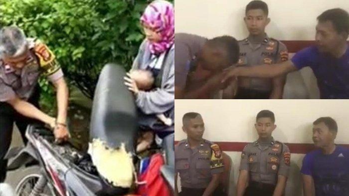 Viral Dua Polisi Dipanggil Idham Azis untuk Diberi Penghargaan, Sikap Kapolri Tuai Pujian
