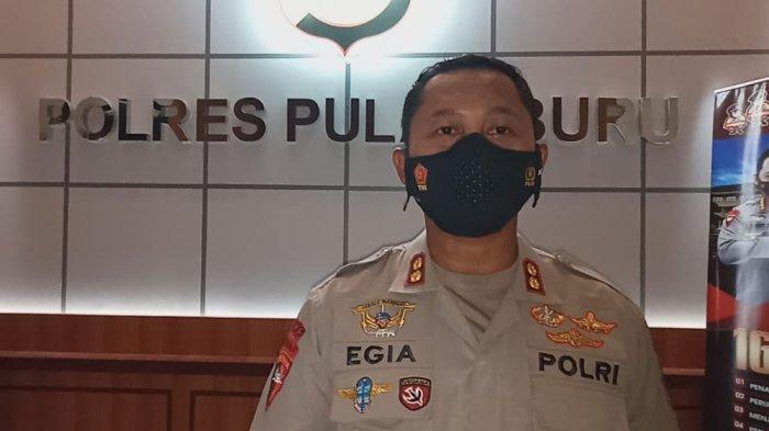 Polres Pulau Buru Terjunkan 150 Personil Amankan Malam Takbiran di Namlea