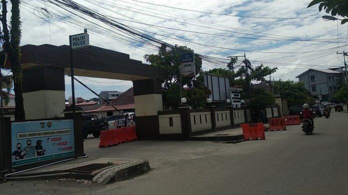 Palsukan Identitas, WNA Asal Belanda Ditahan di Mapolresta Ambon