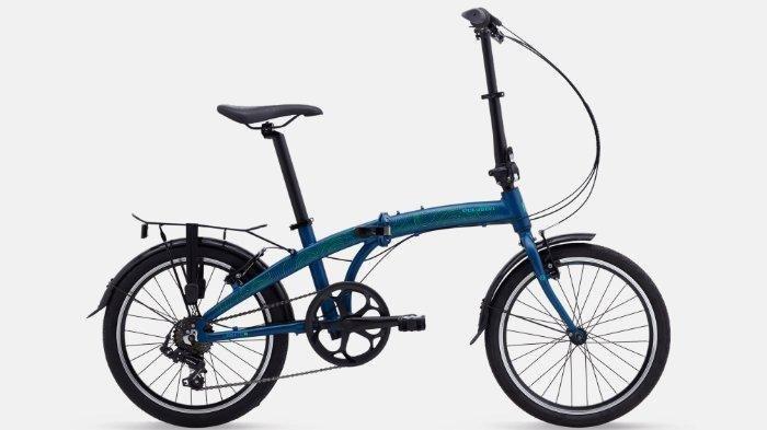 Daftar Harga Sepeda Lipat Bulan Juni 2020: Polygon, United, Pacific dan Element