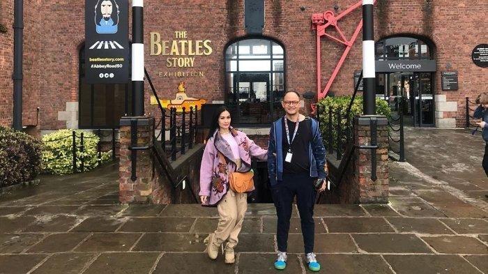 Iis Dahlia Mengaku Sudah Hamil 3 Bulan saat Menikah dengan Satrio Dewandono