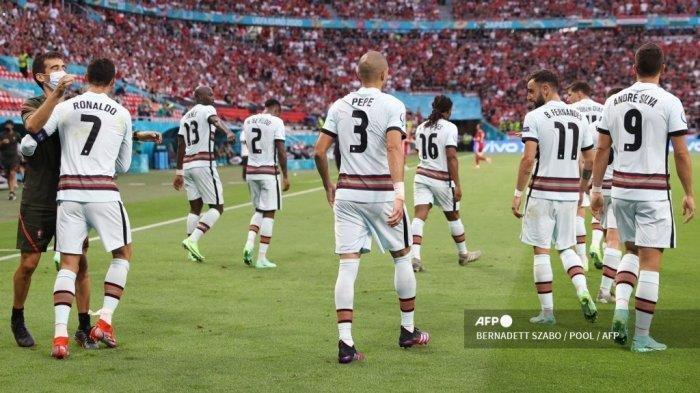 Jadwal Euro 2021 Malam Ini: Laga Besar di Grup Neraka Portugal vs Prancis