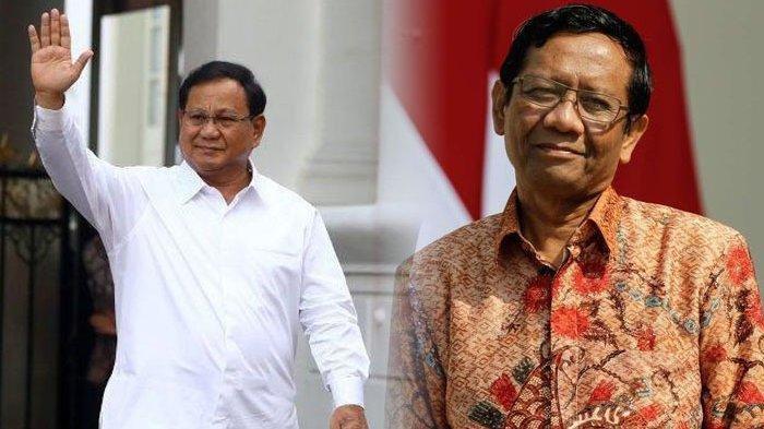Survei Indikator Politik Indonesia Mei 2020: Elektabilitas Prabowo Tertinggi,Anies hingga Mahfud MD?