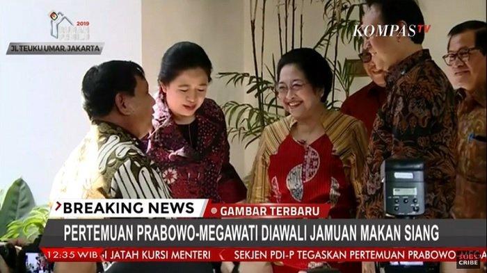 Kerja Sama PDIP dengan Gerindra akan Mempersulit Jokowi, Ini Penjelasan Pengamat
