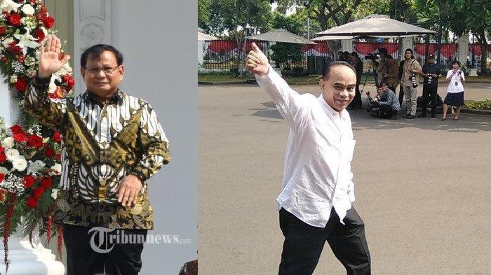 Awalnya 'Benci' Prabowo Dipilih Menhan Jokowi, Ketum Projo Luluh Ditunjuk Wamen?