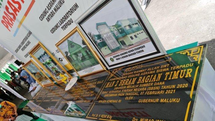 Didanai Rp61 M dari Surat Berharga Syariah Negara, Asrama Haji Ambon Bisa Dipakai Umat Agama Lain