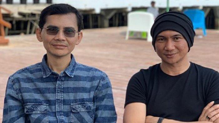 Anji Akui Terkejut Ketahui Status dan Pernyataan Hadi Pranoto Tidak Valid