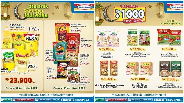 Katalog Promo Indomaret Semarak Hari Raya Idul Adha 24 Juli-2 Agustus, Diskon Kecap & Bumbu Rendang