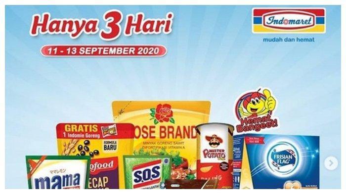 Katalog Promo Indomaret Berakhir Hari Ini, Minyak Goreng Rose Brand 2 Liter Rp 21.500