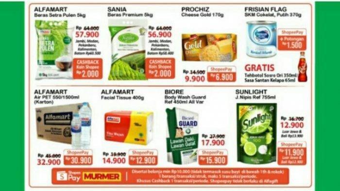 Katalog Promo JSM Alfamart Periode 2-4 April 2021, Nikmati Diskon Produk Kebutuhan Sehari-hari!
