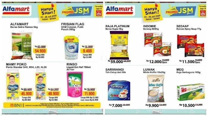 Katalog Promo JSM Alfamart, Hari Ini Terakhir: Rinso Liquid 750 ml Rp 11.900