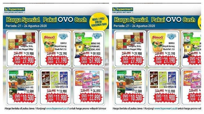Promo Jsm Hypermart 21 24 Agustus 2020 Banyak Diskon Hingga Belanja Hemat Di Akhir Pekan Tribun Ambon