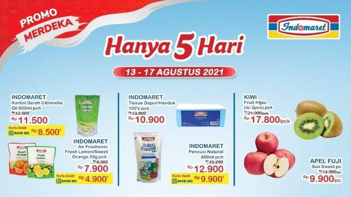 Masih Berlaku Promo Merdeka Indomaret Periode 13-17 Agustus 2021: Air Freshner 50g hanya Rp 4.500