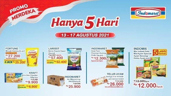 Promo Merdeka Indomaret Hanya 5 Hari, 13-17 Agustus 2021: Keju Kraft 165gr hanya Rp 6.900