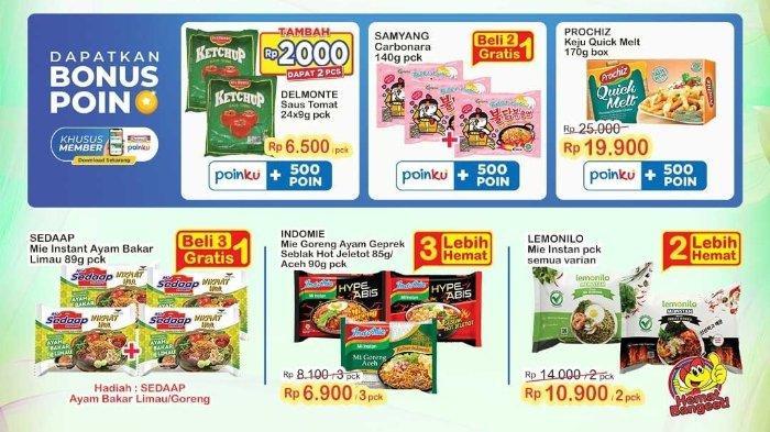 Katalog Promo Indomaret Super Hemat 13-19 Oktober 2021: Mie Sedaap Ayam Bakar Limau Beli 3 Gratis 1