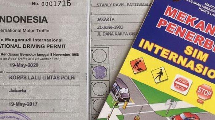 Cara Membuat SIM Internasional, Simak Dokumen yang Perlu Dilengkapi