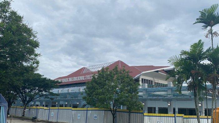 Progres 85%, Proyek Beutifikasi Bandara Pattimura Ambon Ditarget Rampung Desember 2020