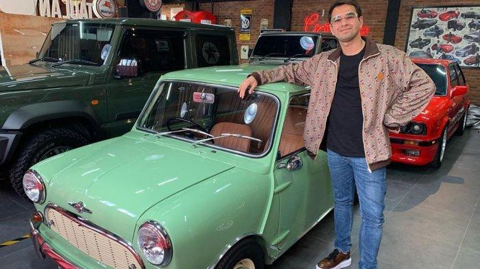 Dulu Dijual Rp 700 Juta, Andre Taulany Diminta Rp 1 Miliar untuk Beli Lagi Mobilnya dari Raffi Ahmad