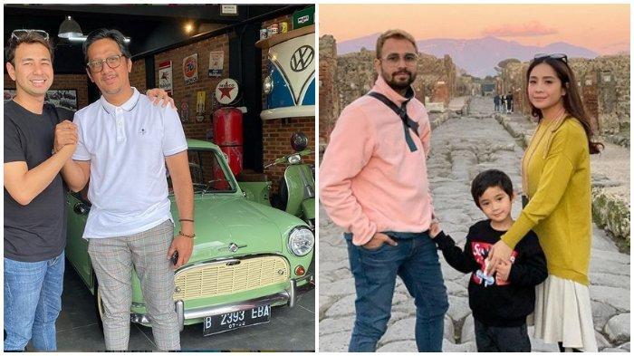Raffi Ahmad Beli Mobil Klasik Andre Taulany Seharga Rp 700 Juta, Ini Reaksi Nagita Slavina