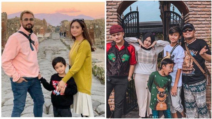 Didoakan Istrinya saat Tidur, Sule Minta Raffi Ahmad Bersyukur Miliki Istri Seperti Gigi