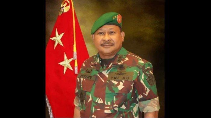 Rahawarin, Putra Maluku Jadi Pangdam XVI Pattimura