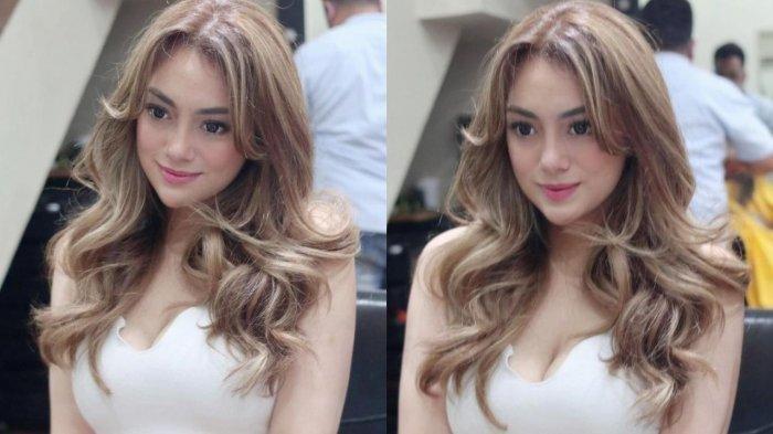 Warnai Rambutnya, Begini Penampilan Baru Celine Evangelista
