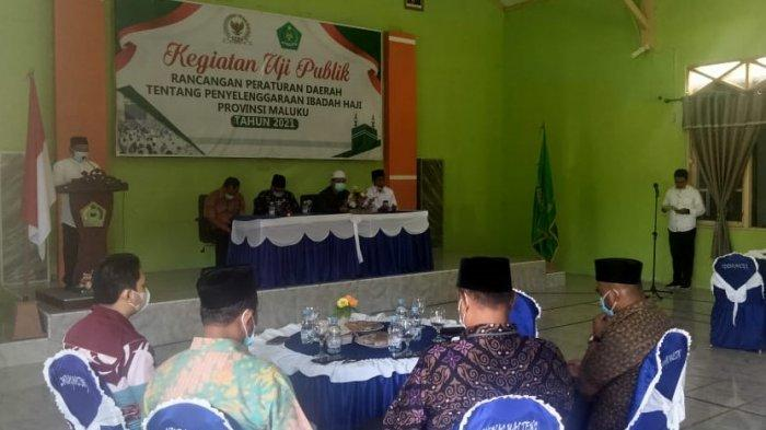 Daftar Tunggu Calon Haji Maluku Tengah Capai 15 Tahun