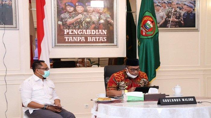 Mendagri Tito Karnavian Pesan Ini untuk Pilkada Maluku, Gubernur Murad Singgung Keamanan
