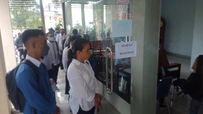 Ada Fasilitas Rapid Test Antigen Gratis bagi Peserta Seleksi CPNS di Maluku Tengah, Ini Syaratnya