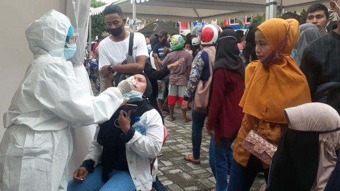 Tak Larang Mudik, Pemprov Maluku Siapkan Rapid Test Antigen Gratis Bagi Pemudik