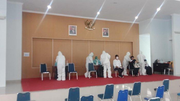 Peserta SKD CPNS di Maluku Gratis Biaya Rapid Antigen, Firman; Alhamdulillah, Tak Perlu Keluar Biaya