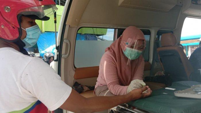 Jubir COVID-19 Maluku: Rapid Test Antigen Tak Wajib, Tapi Masyarakat Diimbau Aktif