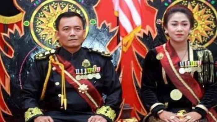 Ratu Keraton Agung Sejagat Ternyata Bukan Istri Sah Sang Raja, Totok Santosa Hadiningrat