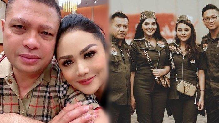 Tanggapan Ashanty dan Krisdayanti soal Pernikahan Aurel Hermansyah dan Atta Halilintar
