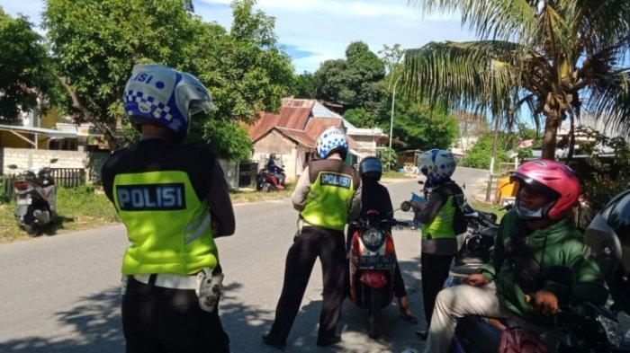 Kecelakaan Lalin Meningkat, Satlantas Polres Pulau Buru Gencar Penertiban Pelanggaran Kasat Mata