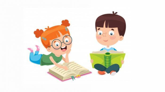 Jawaban Soal Belajar dari Rumah TVRI Rabu 13 Mei 2020 untuk SMP, Materi: Membaca Itu Asyik