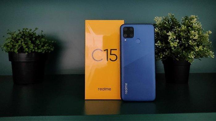 Spesifikasi Realme C15, Dibanderol Harga Rp 2 Jutaan