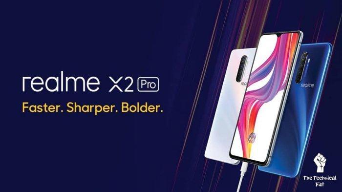 Spesifikasi Realme X2 Pro yang Bakal Rilis di Indonesia, Harga Rp 5-6 Jutaan