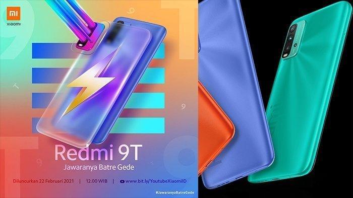 Daftar Harga HP Xiaomi Terbaru Bulan April 2021: Redmi 9T Dibanderol Mulai Rp 1,8 Jutaan