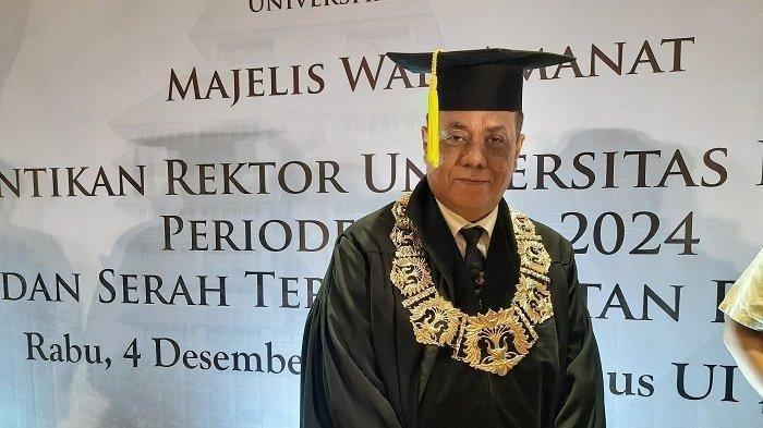 Rektor UI Ari Kuncoro Mengundurkan Diri dari Posisi Komisaris BUMN, Begini Sosoknya