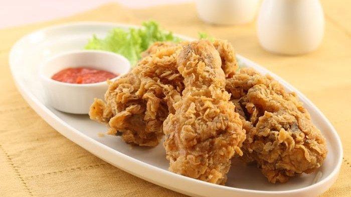 Resep Ayam Goreng Tepung Oregano, Gurih dan Nikmat Buat Seisi Rumah Jatuh Cinta