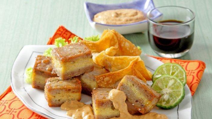 Resep Batagor Lapis Enak, Camilan Siang Nikmat yang Bikin Selera Makan Meningkat