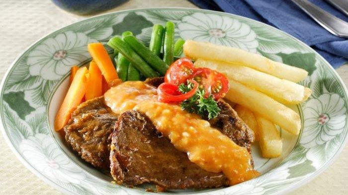 Resep Bistik Daging Panggang, Menu Mewah Hadir untuk Keluarga Tercinta